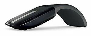 Microsoft RVF-00002 Arc Touch Wireless Mouse - Black