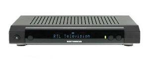 Kathrein-UFC-762-Schwarz-DVB-C-Receiver