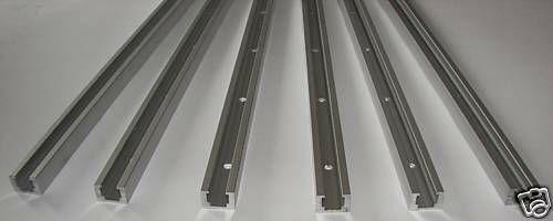 T Track Aluminum Tools Ebay