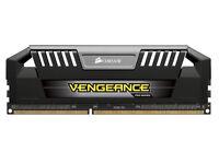 Corsair Vengeance Pro Series 4GB (1x4GB) DDR3 1600Mhz CL9 XMP Performance Gaming Desktop Memory
