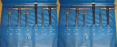 2 Pc Special Brand New 6pcs Telescoping Gage Set