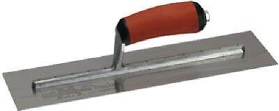 Marshalltown 13249 16 X 4 Concrete Cement Finishing Trowel W Durasoft Handle