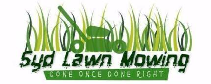 Sydney's No1 Lawn Mowing at competitive Price Ryde Ryde Area Preview