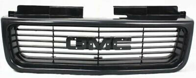CPP Black Grill Assembly for GMC Jimmy, Sonoma Grille - Gmc Jimmy Grill