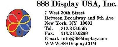 888 Display USA