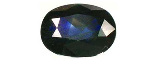 19thC Antique 2/3c+ Sapphire Medieval Sorcery Psychic Talisman Anti-Black Magic