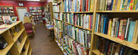 Bookstore for Sale in Prince George, B.C.