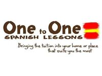 Native Spanish Tutor. One to one