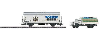 "Märklin H0 48775 Bierwagen-set ""Zötler"" Neuheit 2015 Neu+ovp"