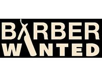 Self Employed Barber Required