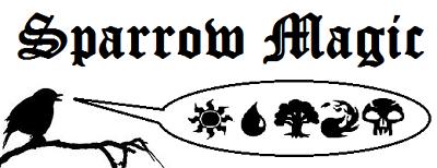 SPARROW MAGIC MTG