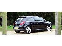 WANTED VAUXHALL CORSA -SRI OR LIMITED EDITION