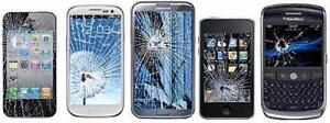 Samsung Galaxy S5 Screen Replacement $50 AND iPhone 6 screen Replacement $70