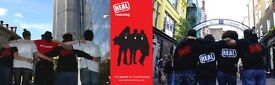 Fundraise all over the UK - Full Accommodation and Travel provided - £252-306p/wk basic plus bonuses