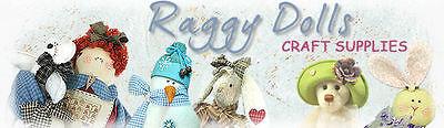 Raggy Dolls Craft Supplies
