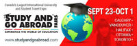 Study and Go Abroad Fair Toronto