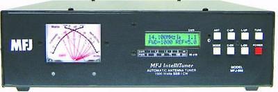 MFJ-998 1500 Watt Legal Limit IntelliTuner HF 1.8-30MHz with SWR/Wattmeter. Buy it now for 719.95