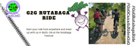 G2G Rutabaga Ride- All Cyclist and Bicycle Riders Welcome