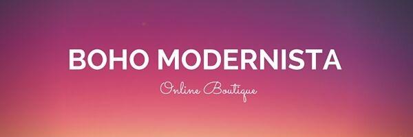 Boho Modernista Shop