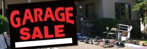HUGE COMMUNITY GARAGE SALE - WARREN MB
