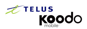 *NEW* Koodo 8GB or 10GB LTE Telus 1/5/6/10/15GB - plans4canada