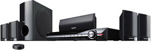 SONY HOME THEATRE DVD SURROUND SOUND SYSTEM