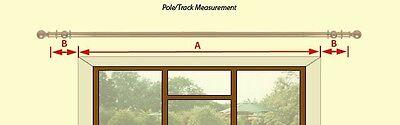 Pole/track Measurments
