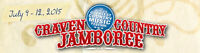 Craven Jamboree - 2 - 4 Day Admission + Silver Camping