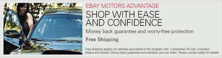 eBay Motors Advantage