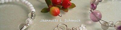 Jeannette L.Schmuck-Kollektion