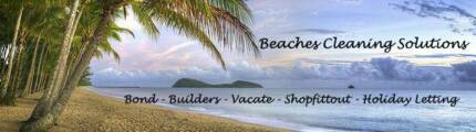 Beaches Cleaning Solutions- Bond - Builders - Holiday Letting - Trinity Beach Cairns City Preview