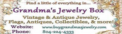 grandmas jewelry box CB