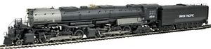 Spur H0 - Rivarossi Dampflok BIG BOY 4-8-8-4 Union Pacific mit Sound - 2638 NEU