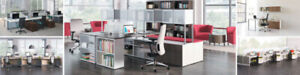 ★ALL USED OFFICE FURNITURE! DESKS,FILLING CABINETS,CHAIRS MORE