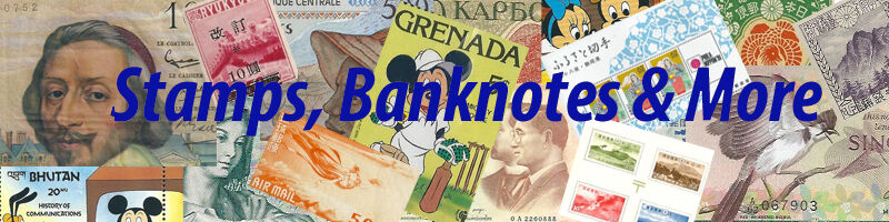 Stamps Banknotes And More
