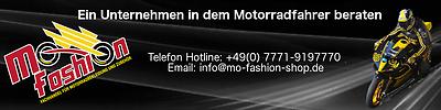Mo-Fashion-Motorradbekleidung