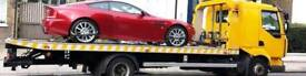ROADSIDE URGENT RECOVERY CAR TRUCK TOWING SERVICE TRANSPORT DELIVERY BIKE SCRAP VEHICLE