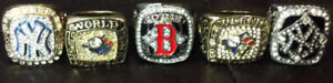 World Series Rings