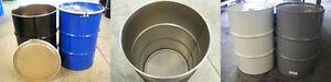 Food grade smoker barrels DYI  55 gallons London Ontario image 5