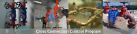Backflow Preventor Testing and Certification