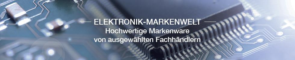 Hier zur Elektronik Markenwelt