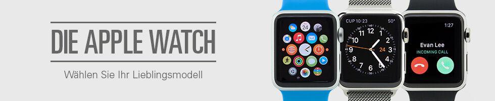 Die Apple Watch ist da, wählen Sie Ihr Lieblingsmodell - Bestellen Sie jetzt