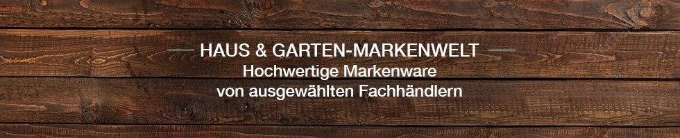 Hier zur Haus&Garten Markenwelt