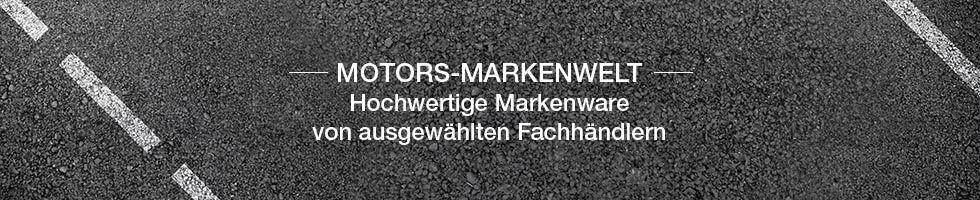 Motors-Markenwelt