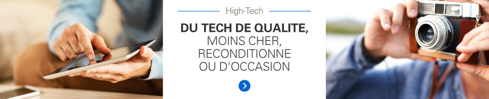 High-Tech Reconditionné et d'Occasion