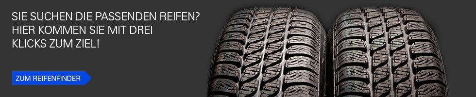 Die passenden Reifen in nur 3 Klicks - JETZT ENTDECKEN!