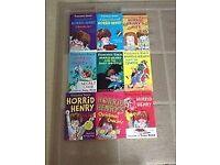 Great for Christmas - Horrid Henry Books