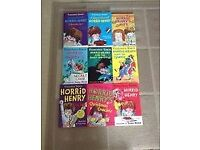 Horrid Henry books