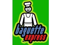 FULL TIME ASSISTANT MANAGER OF BAGUETTE EXPRESS