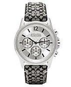 Womens Coach Watch Signature